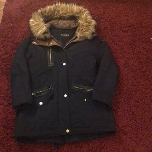 Pre loved Guess coat